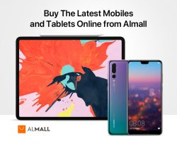 Buy The Latest Mobiles and Tablets Online from Almall