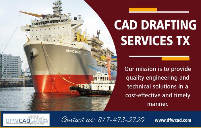 Cad Drafting Services TX   8174732720   dfwcad.com