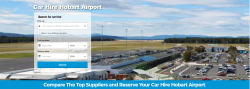 Car Hire Hobart Airport