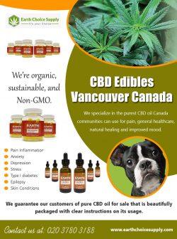 cbd edibles vancouver canada