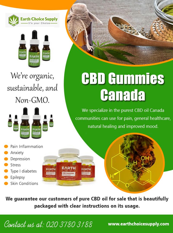 cbd gummies canada