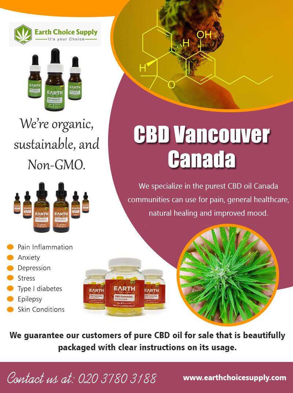 CBD Vancouver Canada