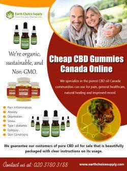 Cheap CBD Gummies Canada Online