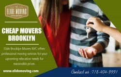 Cheap Movers Brooklyn