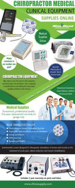 Chiropractor Medical Clinical Equipment Supplies Online | 8775639660 | chirosupply.com