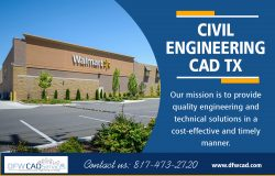 Civil Engineering Cad TX | 8174732720 | dfwcad.com