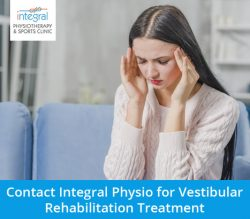 Contact Integral Physio for Vestibular Rehabilitation Treatment