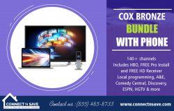 Cox Bronze Bundle | 8554858733 | connectnsave.com