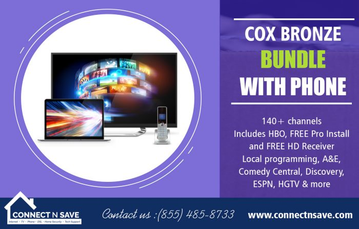 Cox Bronze Bundle | 8554858733 | connectnsave.com