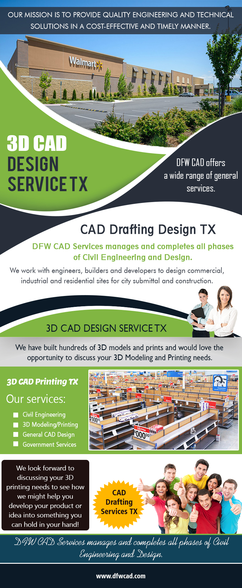 3d CAD Design Service TX   8174732720   dfwcad.com