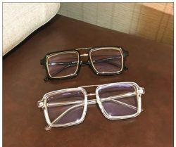 jins四角形大きいスクエア型べっ甲メガネ フレーム 太い熊本フレームめがねビッグフレーム眼鏡 おしゃ ...