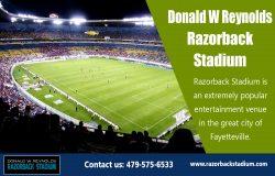 Donald W Reynolds Razorback Stadium Tickets