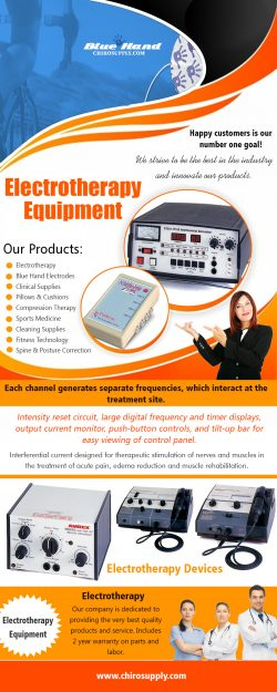 Electrotherapy Devices | 8775639660 | chirosupply.com