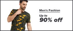 Noon Men's Fashion: Up to 90% OFF Use Promo Codes