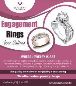 Engagement Rings Fort Collins | 9702265808 | jewelryemporium.biz