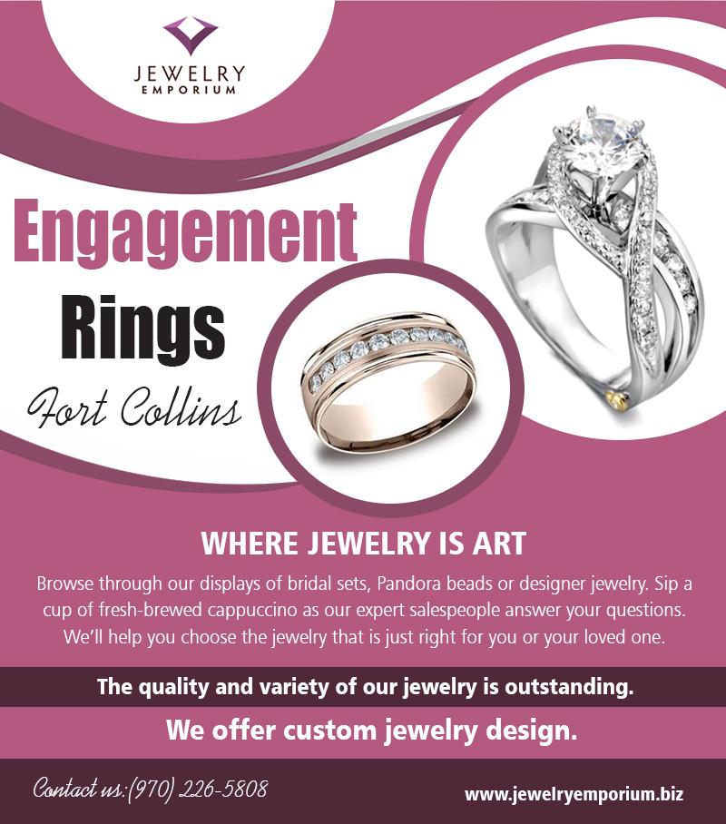 Engagement Rings Fort Collins | 9702265808 | jewelryemporium.biz