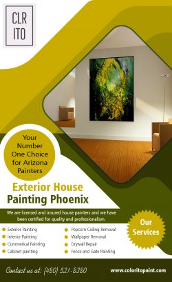 Exterior House Painting in phoenix