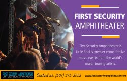 First Security Amphitheater Events