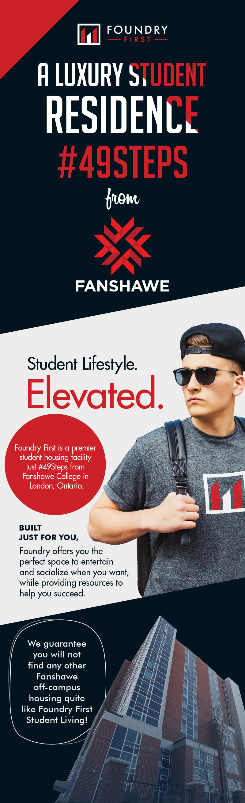 Foundry First – Your Ultimate Source for an Off-Campus Residence in London
