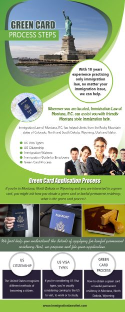 Green card process steps