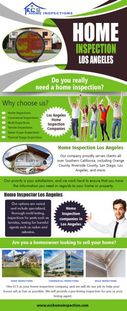 Home Inspection Los Angeles