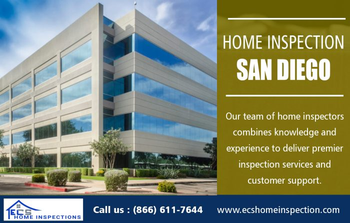 Home Inspection in San Diego