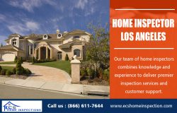 Home Inspector in Los Angeles