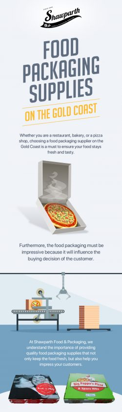 Shawparth Food and Packaging Services – Your Trusted Food Packaging Supplier in Gold Coast