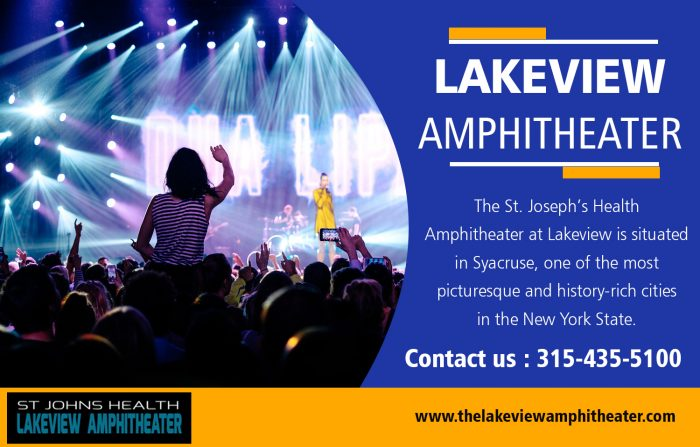 Lakeview Amphitheater Events