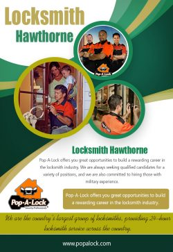 Locksmith Hawthorne