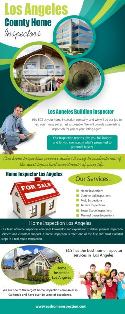 Los Angeles County Home Inspectors