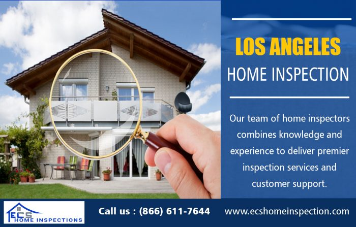 Los Angeles Home Inspection