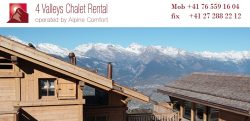 Luxury Chalets in Veysonnaz