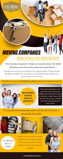 Moving Companies Brooklyn Reviews
