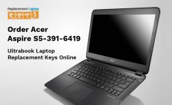 Order Acer Aspire S5-391-6419 Ultrabook Laptop Replacement Keys Online