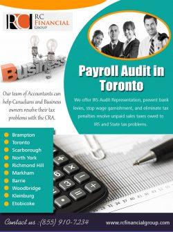 Payroll Audit in Toronto