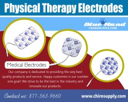 Physical Therapy Electrodes | 8775639660 | chirosupply.com