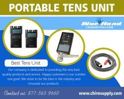 Portable Tens Unit | 8775639660 | chirosupply.com