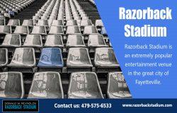 Razorback Stadium Events