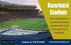 Razorback Stadium Tickets