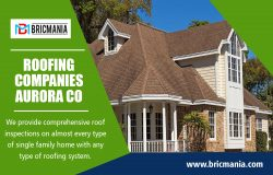Roofing Companies Aurora CO