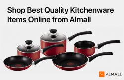 Shop Best Quality Kitchenware Items Online from Almall