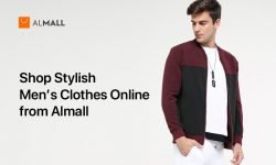 Shop Stylish Men's Clothes Online from Almall