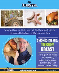 Smoked Diestel Turkey Breast