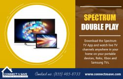 Spectrum Double Play | 8554858733 | connectnsave.com
