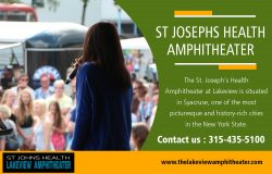 St Josephs Health Amphitheater