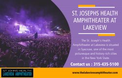 St Josephs Health Amphitheater at Lakeview