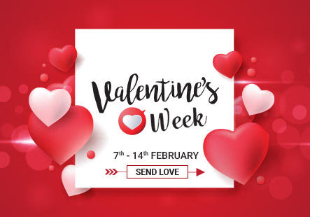 Valentine Offers FNP: Send Flowers to UAE Online, Same Day Flower Delivery UAE