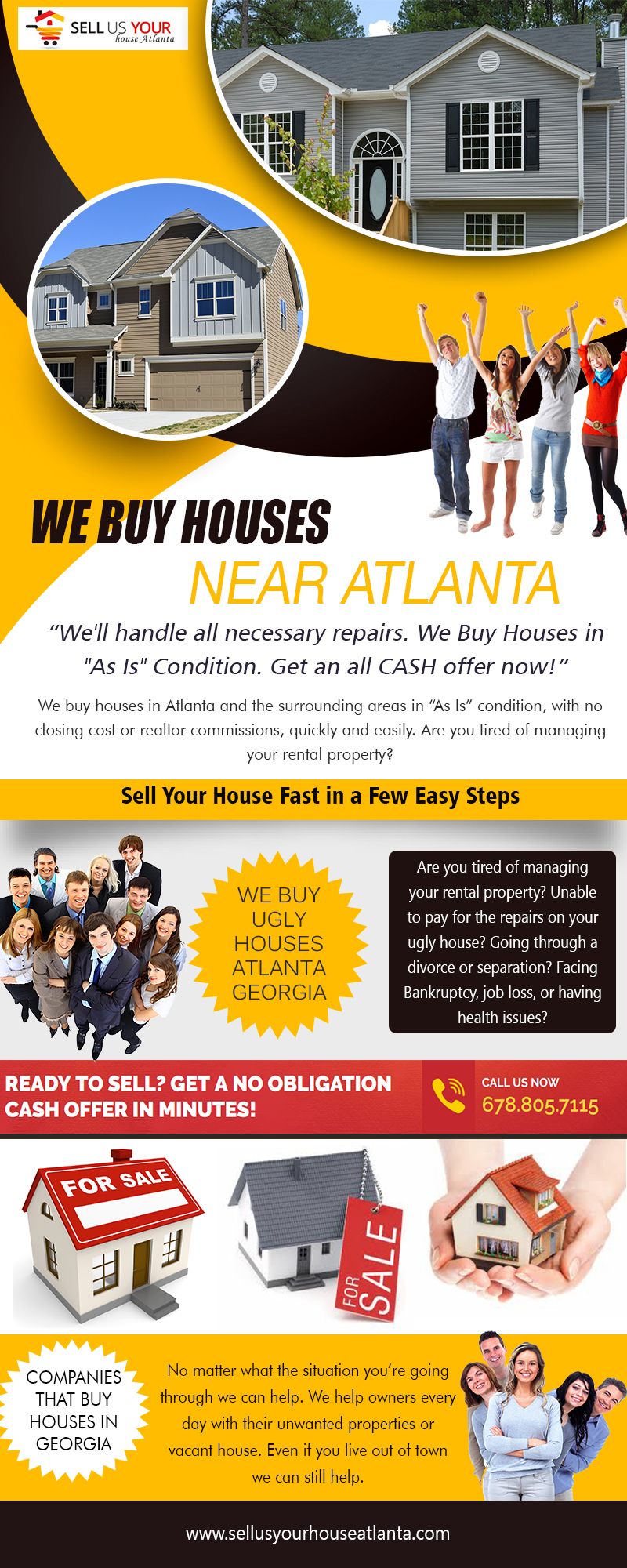 We Buy Houses|www.sellusyourhouseatlanta.com|6788057115