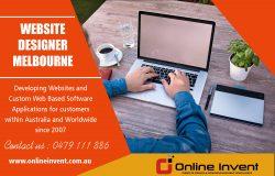 Website Designer in Melbourne